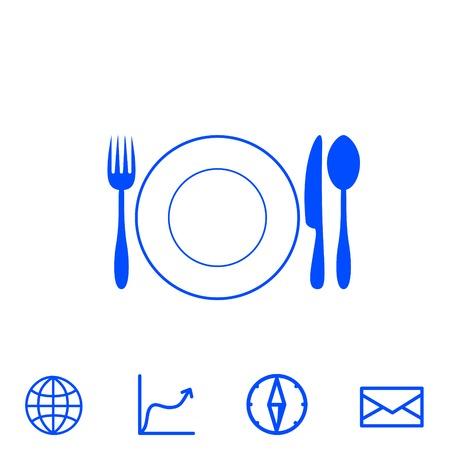 Menü Vektor Icon