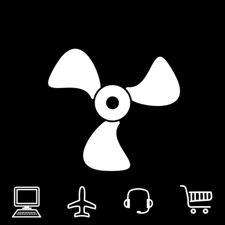 cooler vector icon