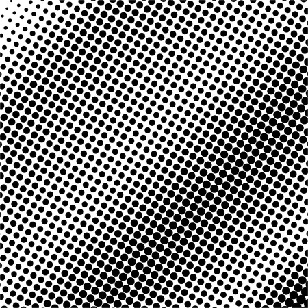 small business: Grunge halftone vector background. Halftone dots vector texture.