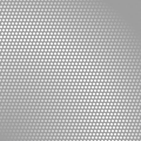 Kohlefaser-Textur. Schwarzweiss-Halbtonvektor-Hintergrund. Abstrakte Technologie-Vektor-Vorlage.