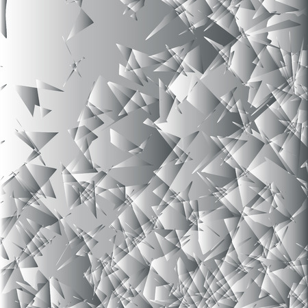 Abstract halftone background. Black and white vector illustration.