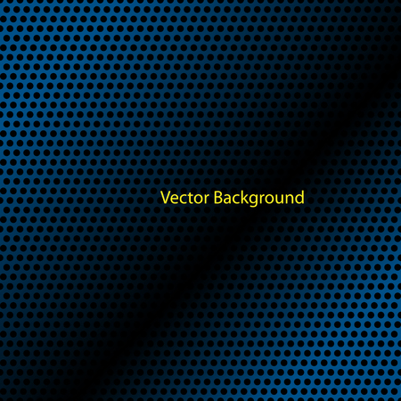 Carbon fiber texture background. Abstract technology vector template design. Illustration