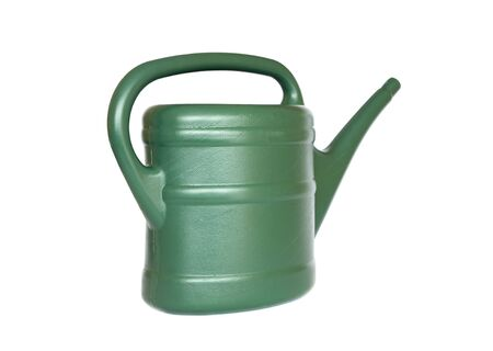 watering can on white