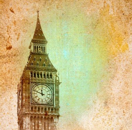 London Big Ben photo