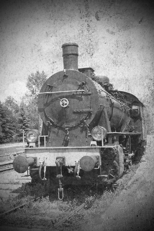 steam engine, locomotive