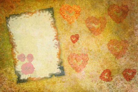 valentine abstract background photo