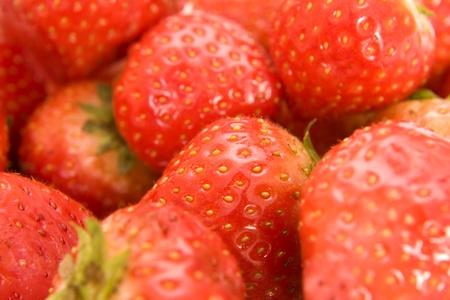 sweet juicy strawberry Stock Photo - 8529683