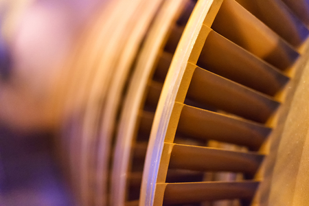 selective focus of wing of air jet machine