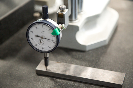 dial guage for measurement part accuracy