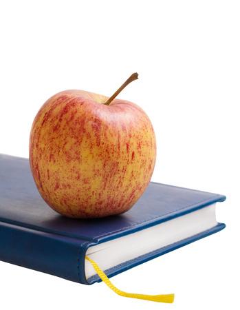 teorema: Manzana de los conocimientos. Foto de archivo