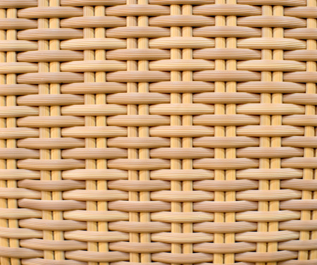 cane chair: Wicker furniture light brown textured background