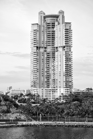 Modern Architecture. Art Deco