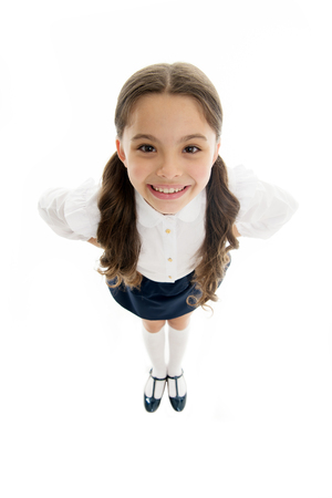 Do you like my hairstyle. Schoolgirl pupil long curly hair. Cute hairstyles make you shine on first week back in school. Gorgeous tails perfect for every day week. Hairstyle schoolgirl nice and easy