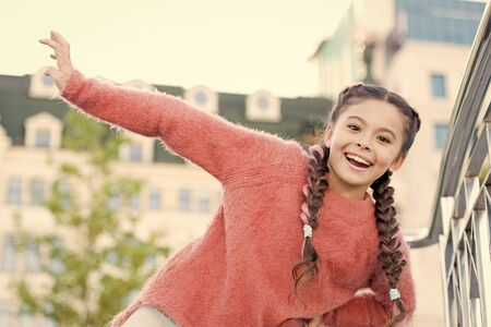 Weekend events for kids. Entertainment for children. Leisure fun ideas. Event overview. Leisure options. Free time and leisure. Girl urban background. Activities for teenagers. Vacation and leisure