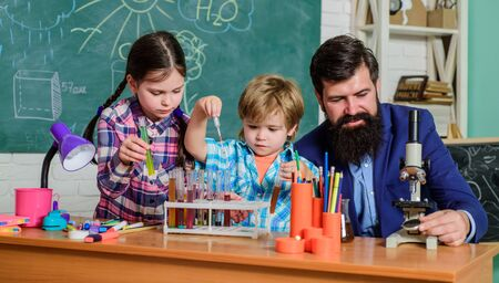 Experience and knowledge. Mentor driven afterschool program. Practical knowledge. Basic knowledge. Study hard. Measurable outcomes. Child care and development. Critical thinking and problem solving Stock Photo