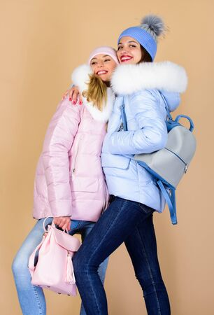 Pastel shades. Best way to pair with neutral color base. Girls wear outfits in pastel colors. Matching accessories. Little backpack and knitted hat. Total pastel outfit. Perfect tender combination