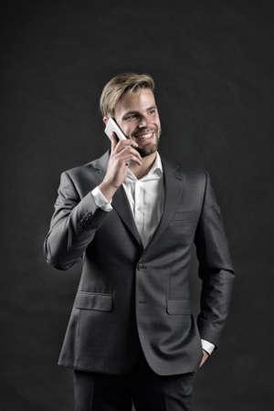 Businessman or ceo fashion. Stockfoto