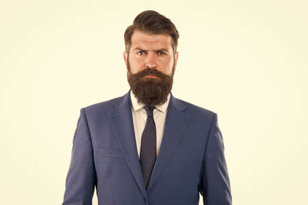 Handsome young businessman. Business Suits for Men. male fashion model posing. Handsome brunette model with beard and moustache. Business man portrait. Perfect suit. bearded man in expensive suit