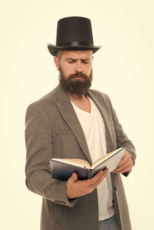 Acting school. Practicing acting. Recite verses. Poet or writer. Author of novel. Inspired bearded man read book. Poetry reading. Literature teacher. Guy read book. Literary criticism.