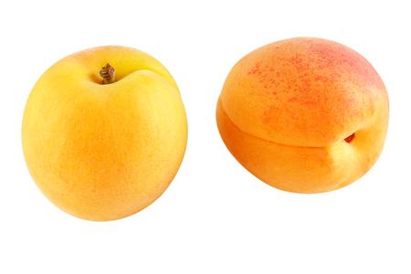 optional: Two ripe apricots - optional