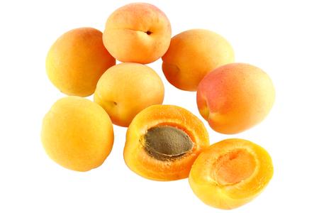 optionnel: Sept abricot - une section - en option