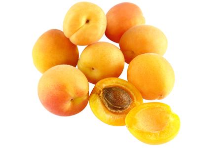 optional: Eight Apricot - one cut - optional