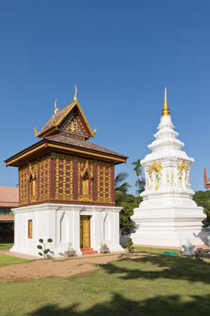 Northern Style Thai architecture
