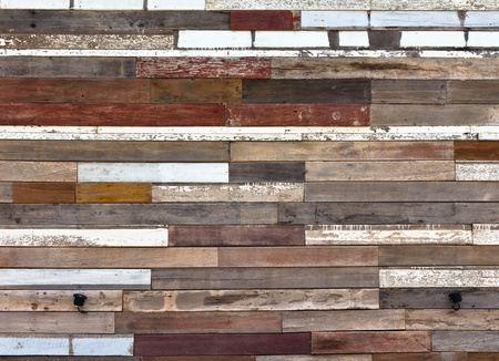 Mix color wood background photo