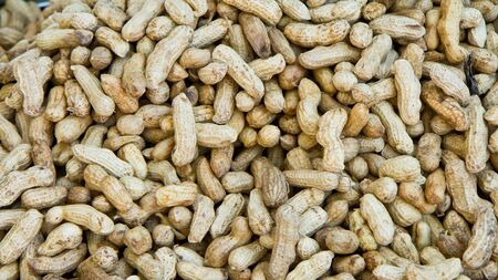 close-up of some peanuts background