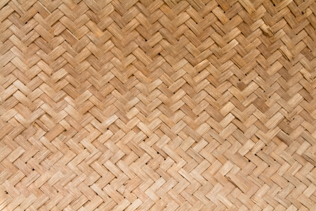 Texture of Bamboo Basketry Stock Photo - 14388707
