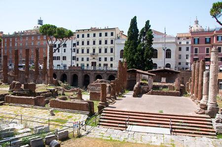 sacra: Area Sacra  Rome, Italy