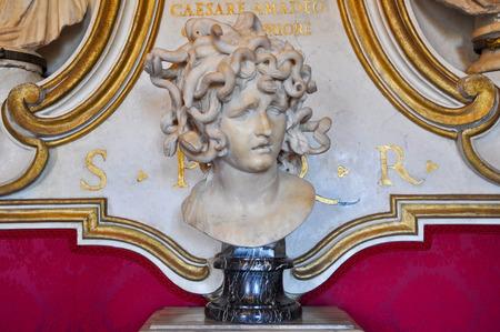 bernini: Bernini s Medusa