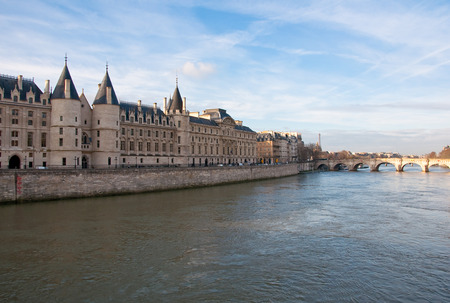 La Conciergerie in Paris, France