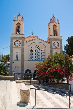 panteleimon: Church of St  Panteleimon  Rhodes, Greece