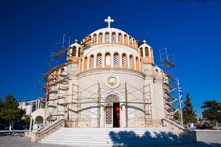constantine: The church of St  Constantine and Helen  Glyfada, Greece