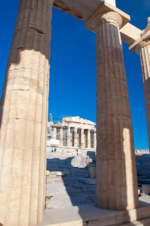 doric: Doric Columns  Athens, Greece