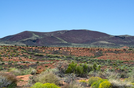 The Wupatki National Monument lies in close proximity to Sunset Crater Volcano, but it preserves several masonry pueblos and villages in the area, dating back to the 1100s, when Anasazi peoples built farming communities in northeastern Arizona.