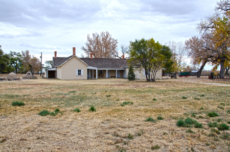 Boggsville was a small community in 1862 just off the Santa Fe Trail.