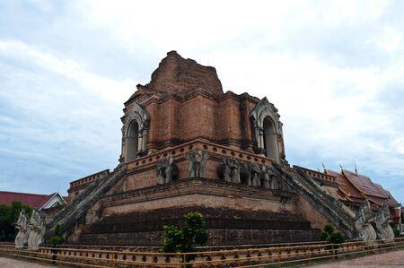 thialand: Pagoda in Chiangmai north Thialand