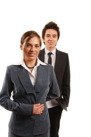 Team von Mitarbeitern Standard-Bild - 4586749