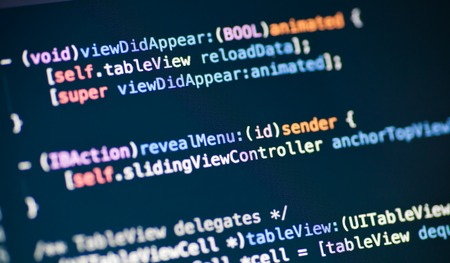 frontend: Objective C code lines