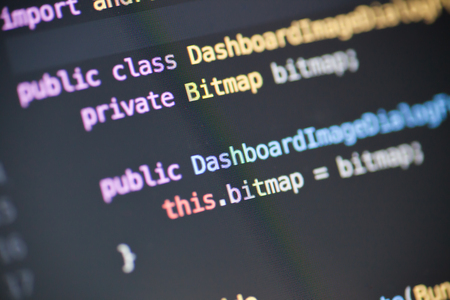 Java source code Standard-Bild