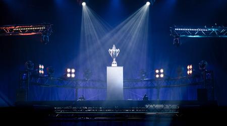 Elektronische Spiele Turnier sucht seine Gewinner Standard-Bild - 50826514