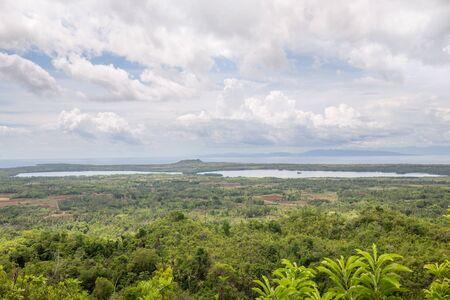 Cebu Province Camotes Islands lake danao mountain view