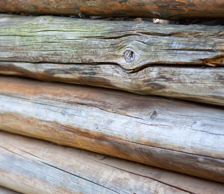 the brown wood texture with natural patterns Stock Photo - 17120345