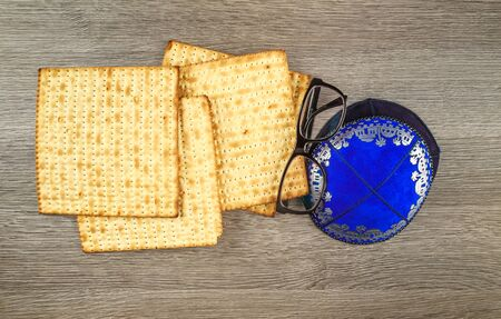 pesakh: Pesah celebration jewish Passover holiday matza holiday torah Stock Photo
