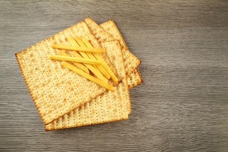 bocal: passover jewish matzoh bread holiday matzoth celebration
