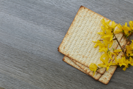 pesach: Pesach matzo passover with and matzoh jewish passover bread