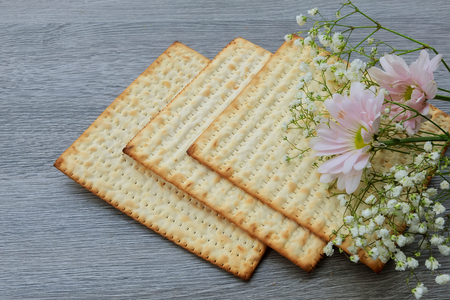 piety: Pesach matzo passover with and matzoh jewish passover bread
