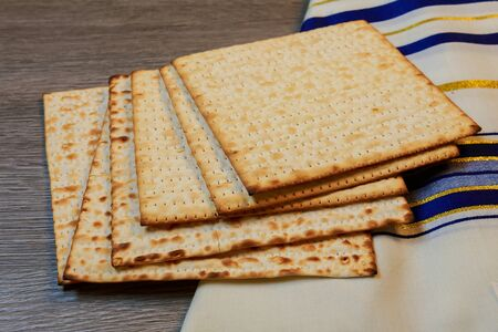Jewish holiday Pesah celebration concept jewish Passover holiday Passover matzah